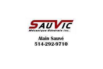 Sauvic Mécanique Générale
