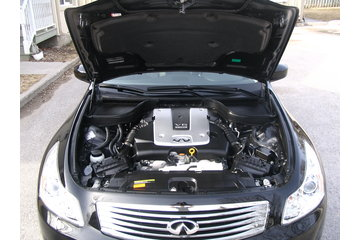 A and A Detailing in Lindsay: engine g37x