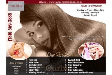 Suburbia Hair Spa Inc