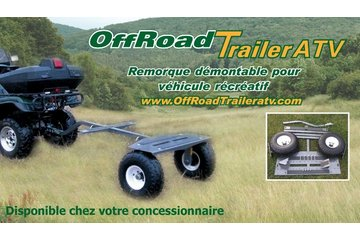 Off Road Trailer Atv