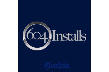 604 Installs