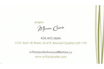 William J Walter Brossard in Brossard: Carte d'affaire