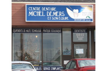 Centre Dentaire Michel Demers à Brossard