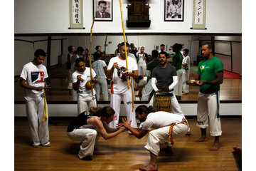 Capoeira Sherbrooke à Sherbrooke: Roda de la rentrée au dojo (2009)