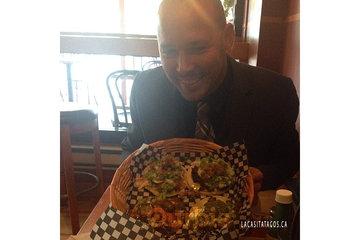 La Casita Tacos in Vancouver: Friday's lunch