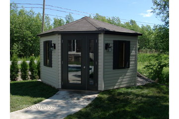 Les Cabanons Boyer in Saint-Isidore