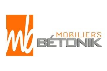 Mobiliers Bétonik - Meuble de béton et d'aluminium décoratifs