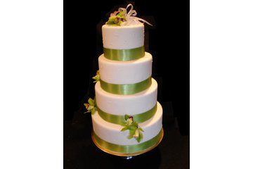 """""""Say It With Cake!"""" in Guelph: 4 Tier Wedding Cake"""