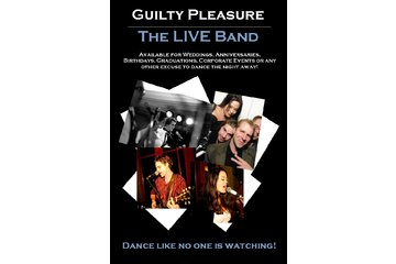 Guilty Pleasure - The LIVE Band
