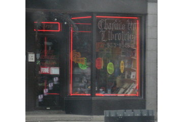 Chapitre Un Librairie à Montréal