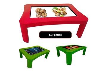 Trykx Expérience Inc. à Repentigny,: table enfant interactive tactile play marketing