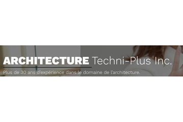 Architecture Techni-Plus Inc.