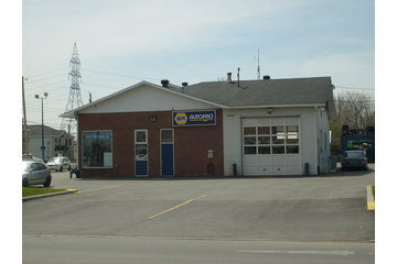 Garage Dumont in Sainte-Catherine
