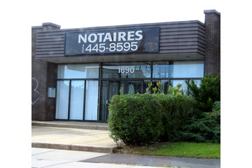 Les notaires Therrien Touchette inc in Brossard