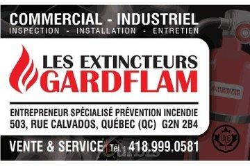 LES EXTINCTEURS GARDFLAM ENR.