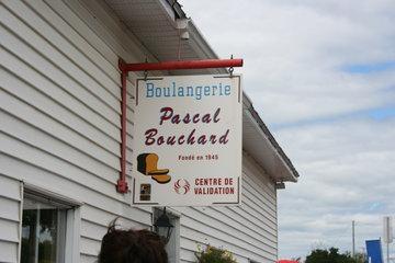 Boulangerie Pascal Bouchard in L'Île-aux-Coudres