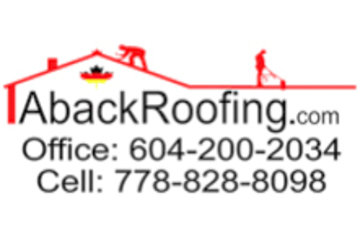 Aback Roofing - Vancouver Roofing