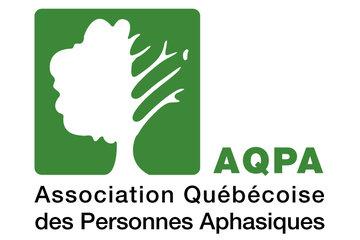 Association Québécoise Des Personnes Aphasiques in Montréal: Logo