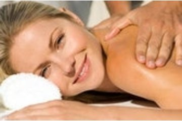 Sunsations Massage Esthetics Hair Tanning & Day Spa in Invermere: happy spa