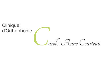 Clinique d'Orthophonie Carole-Anne Courteau