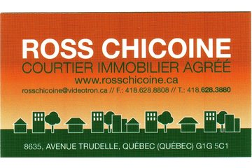 Ross Chicoine Courtier Immobilier agréé