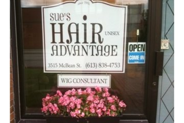 Sue's Hair Advantage
