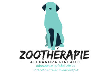 Zoothérapie Alexandra Pineault
