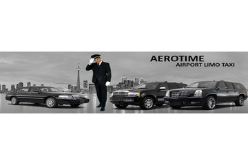 Aerotime Airport Limo Taxi in Toronto