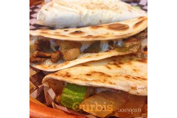 La Casita Tacos in Vancouver: Amazing vegeterian quesadillas