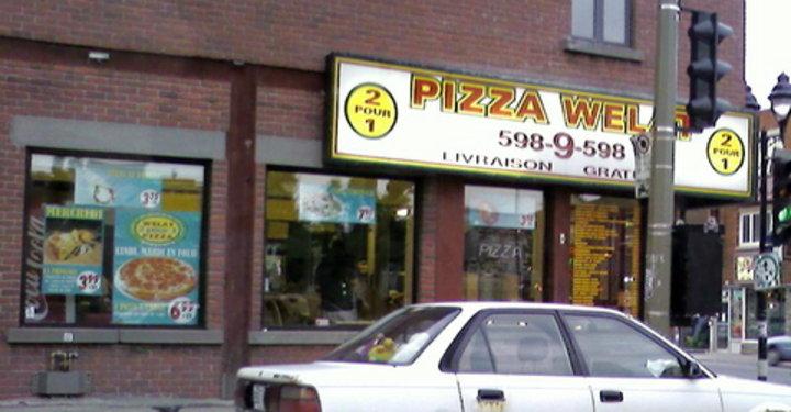 Restaurant Sushi Rue Ontario