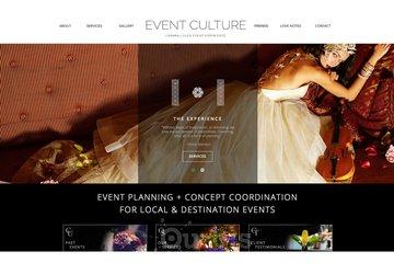 Boutique Websites in MIssissauga: event planning logo design