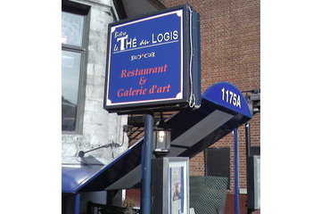 Bistro Le The Au Logis in Montréal