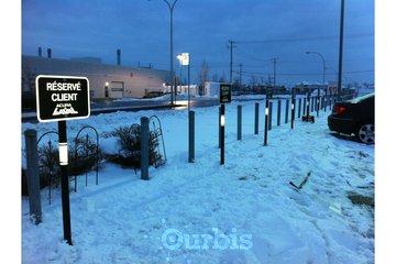 Gestimo Signalisation Inc. à Chambly: Panneaux stationnement réservé