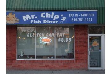 Mr Chips Fish Diner
