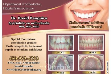 Orthodontiste -Dr David Benguira
