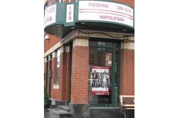 Pizzeria Napoletana à Montréal
