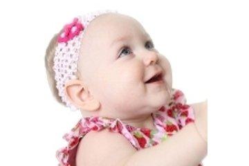 Storks & Berries in Peterborough: Baby Wisp Blossom Band