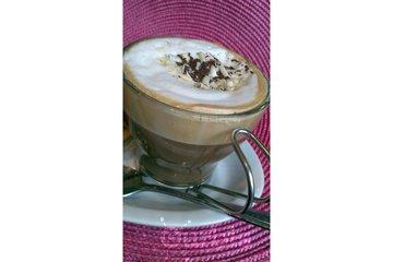 La Gourmandine à Sainte-Agathe-des-Monts: Cappuccino