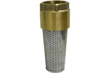 Dubois Agrinovation in Saint-Rémi: brass foot valve