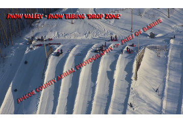 Barrie Aerial Photography - Skies Of Barrie in Barrie: Snow Valley knows Family Fun!  We Capture it Best!