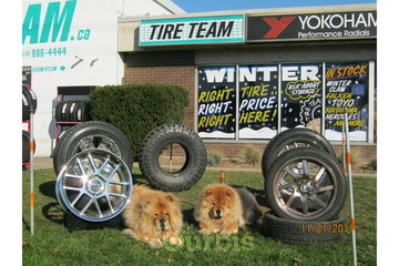 Tire Team Centres