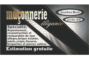 Maconnerie Elegance