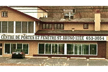 Portes Et Fenêtres St-Bruno Ltée à Saint-Basile-le-Grand