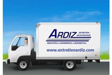 Services D'Entretien Ardiz Enr à Laval