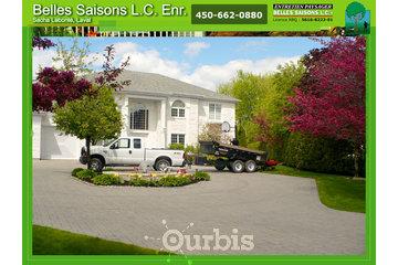 Belles Saisons L C Enr à Laval: amenagement-entretien-pelouse-gazon-tonte-laval