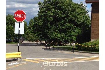 Gestimo Signalisation Inc. à Chambly: Panneau arrêt, stop sign