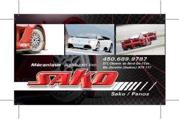 Sako Mécanique Aghbash
