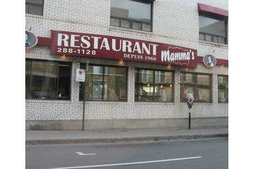 Mamma's Pizzeria à Montréal