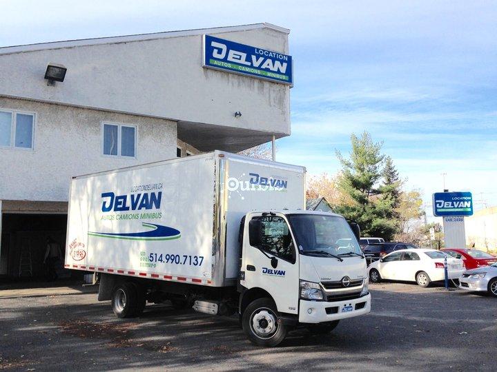 delvan montreal location auto camion montr al qc ourbis. Black Bedroom Furniture Sets. Home Design Ideas
