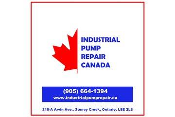 Industrial Pump Repair Canada